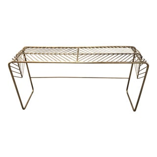 Selamat Designs Justinian Console Table
