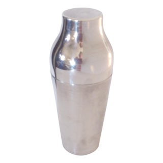 Christofle Silver Plated Cocktail Shaker
