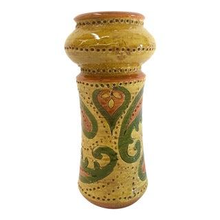 1970s Rosenthal Italian Pottery Vase
