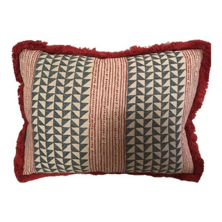 Decorative Down & Feather Carolina Irving Throw Pillow