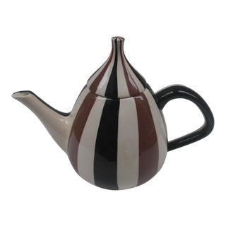Jonathan Adler Ceramic Tea Pot
