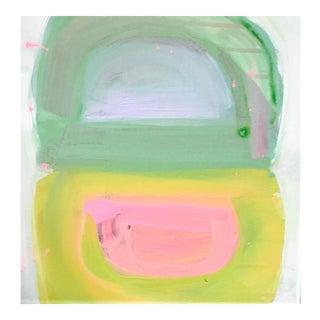 "Kerri Rosenthal Original ""Chicklet 2"" Painting on Canvas by Kerri Rosenthal"