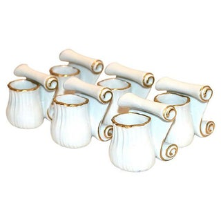 Mini-Vase Bonwit Teller Place Setting - 6 Piece