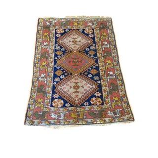 Persian Yalameh Modern Bohemian Rug - 3' x 5'