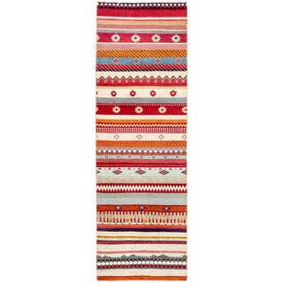 "Lori Hand Knotted Runner - 2'1"" X 6'3"""