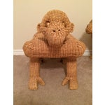 Image of Mario Lopez Torres Monkey Bench Table
