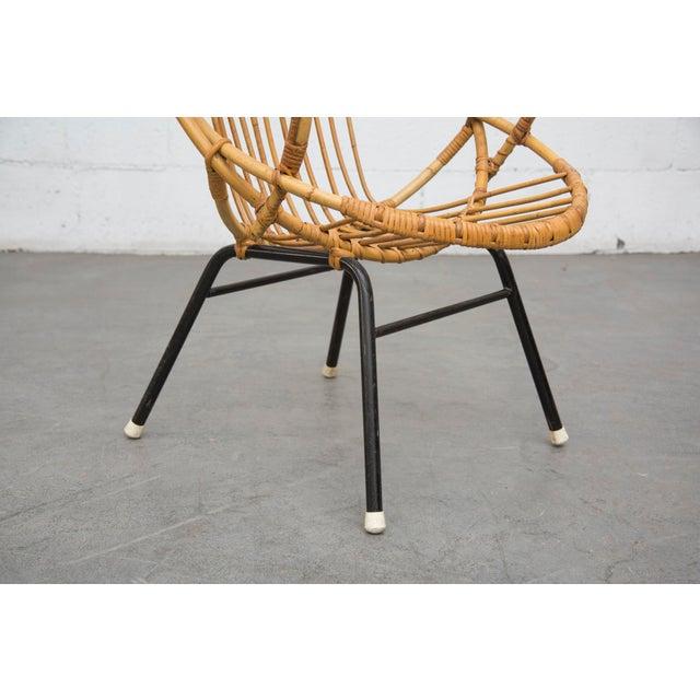 Rohe Noordwolde Bamboo Hoop Chairs - Pair - Image 5 of 8