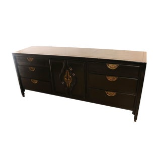 Century Furniture James Mont Style Hollywood Regency Dresser