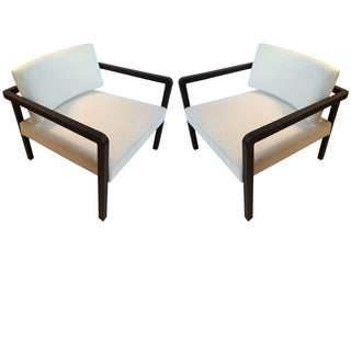 "Ligne Roset Didier Gomez ""Urbi"" Chairs - A Pair"
