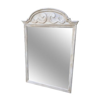 Vintage Style Distressed Wall Mirror