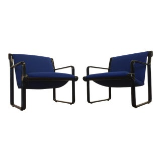 Vintage Knoll Chairs - Pair