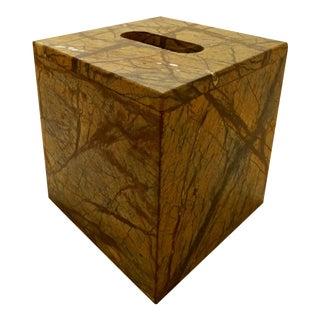Genuine Marble Tissue Box Holder