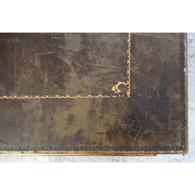 Image of Vintage Maitland-Smith Faux-Book Coffee Table