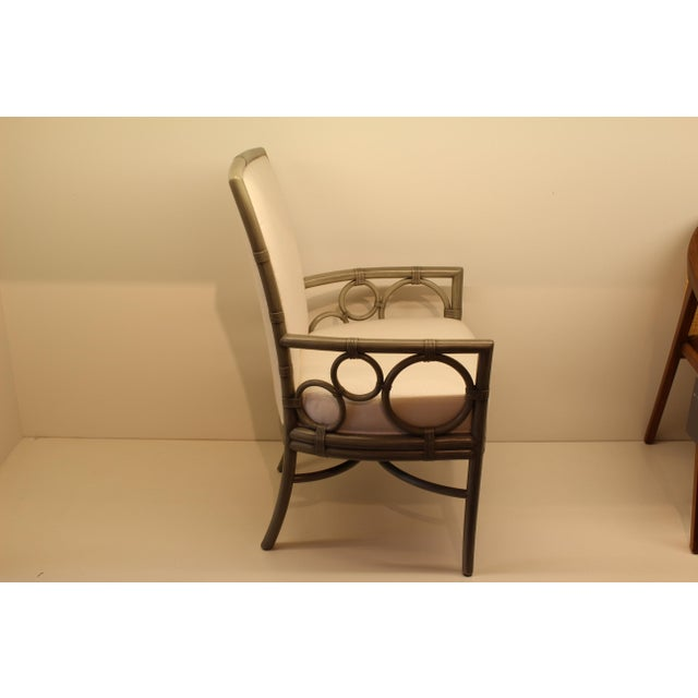 McGuire Laura Kirar Upholstered Arm Chair - Image 3 of 5