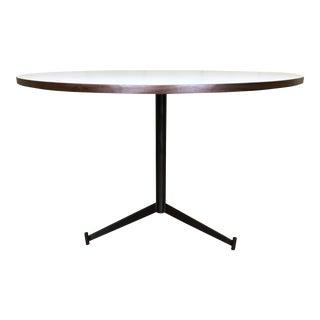Mid-Century Modern Round Dinette Table