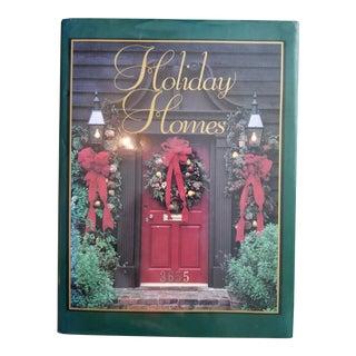 Southern Living Hiliday Homes Vintage Display Book