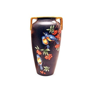 Porcelain Deco Vase