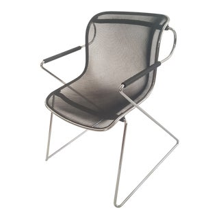 Charles Pollock Penelope Stacking Chair for Castelli Italy