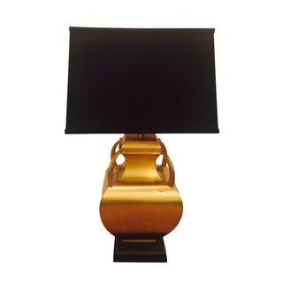 Brass Four-Handle Genie Lamp