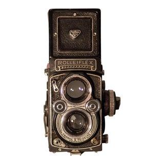 Rare Rolleiflex 3.5 F Model 1 Camera