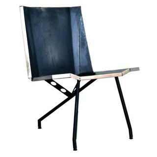 Aeronautical Inspired Lounge Chair