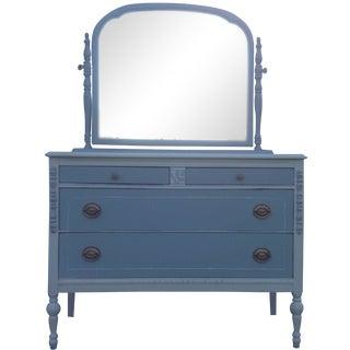 Shabby Chic Vintage Vanity/Dresser