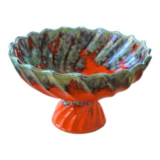Lane & Co. California Pottery Fruit Bowl
