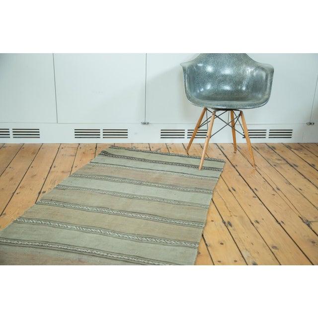 "Image of Vintage Kilim Runner - 3' x 6'10"""