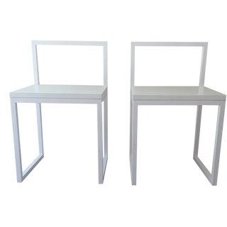Cappellini Fronzoni '64 Chairs - Pair