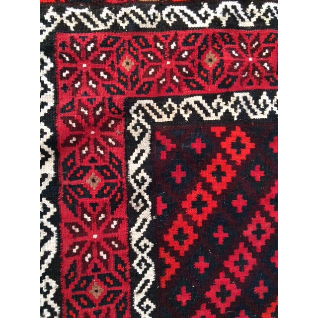 """Hand Woven Morocaan Inspired Rug - 8'6"""" x 11'8"""" - Image 6 of 6"""