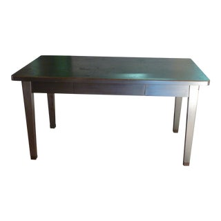 Industrial Steel Desk