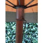 Image of Vintage Canvas Umbrella