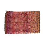"Image of Vintage Azilal Moroccan Berber Rug - 6'1"" X 8'8"""