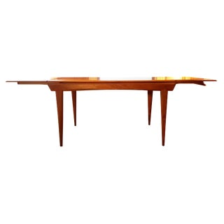 Bramin Scandinavian Mid-Century Dining Table