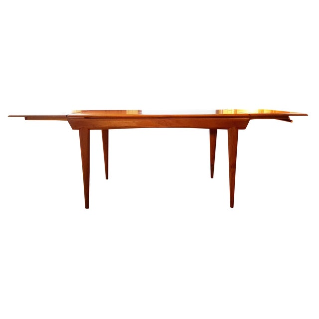 Image of Bramin Scandinavian Mid-Century Dining Table