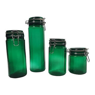 Emerald Canisters - S/4