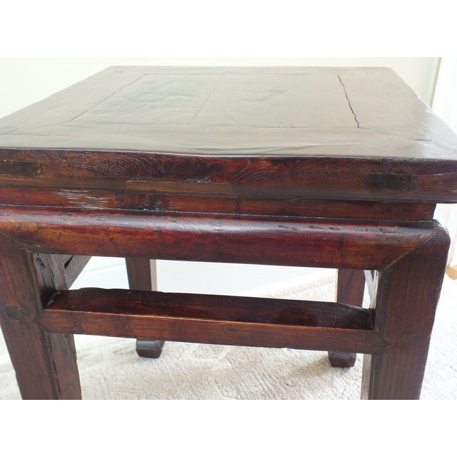 Image of Chinese Ming Style Zitan Wood Table