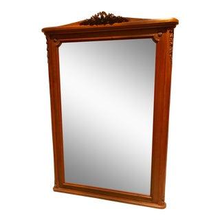 Antique French Walnut Louis XVI Mirror
