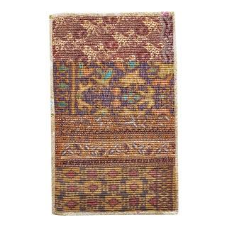 Hand Made Batik Textile Bath Mats