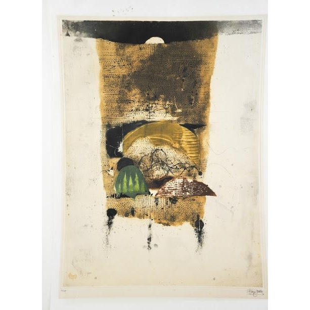 """Johnny Friedlaender """"The Hours Morning"""" Lithograph - Image 3 of 9"""