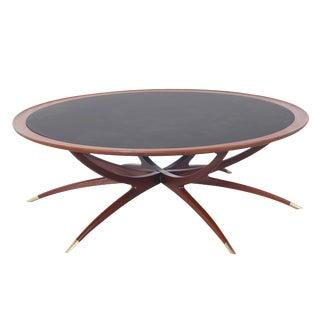 Vintage Spider Leg Coffee Table