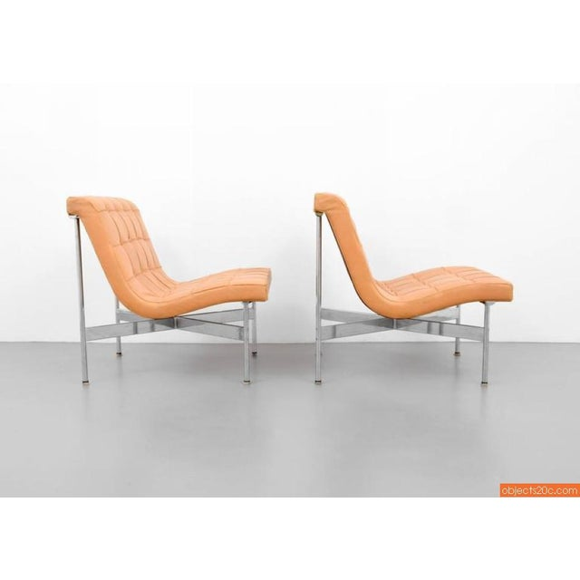 Pair Of William Katavolos, Ross Littell & Douglas Kelley New York Lounge Chairs - Image 3 of 6