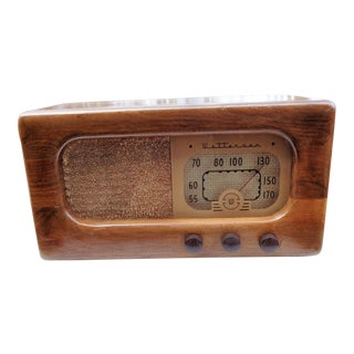 Antique Watterson Tabletop Radio
