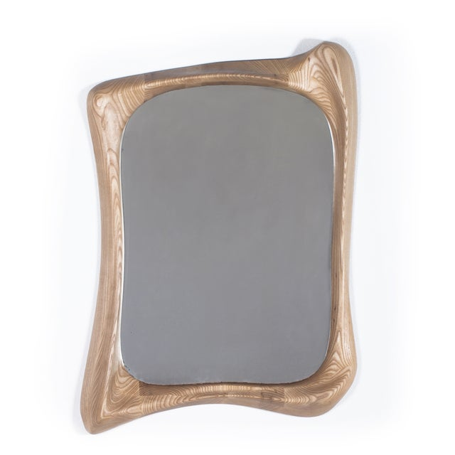 Narcissus Sculptural Art Mirror Frame by Amorph - Image 4 of 4