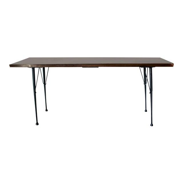 Image of Mid-Century Patina Console Table, Rehab Original