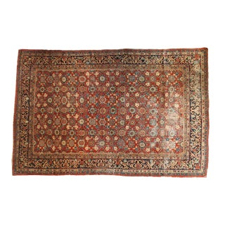 "Vintage Mahal Carpet -6'9"" x 10'3"""