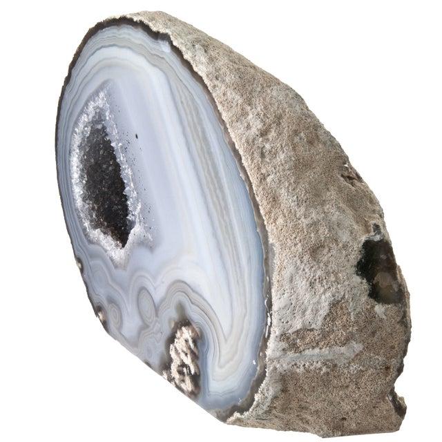 Cut Polished Crystal Geode - Image 2 of 4