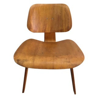 Eames Herman Miller Mid-Century LCW Lounge Chair