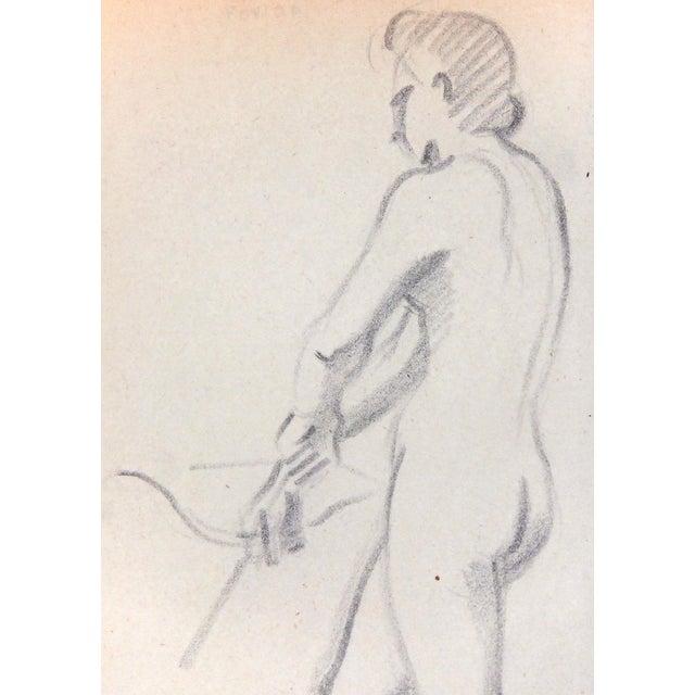 1940 Female Nude - Image 2 of 3