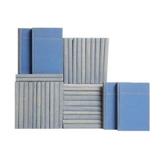 Blue Pocket-Sized Shakespeare - Set of 37